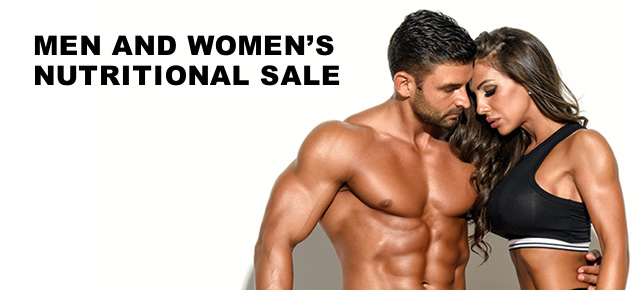 Men and women's nutritional sale